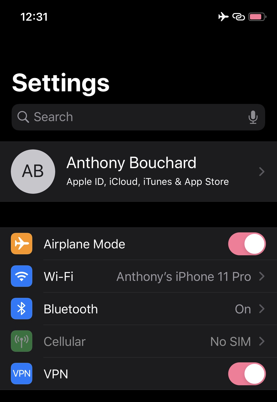 Tint various aspects of the iOS UI with Accent