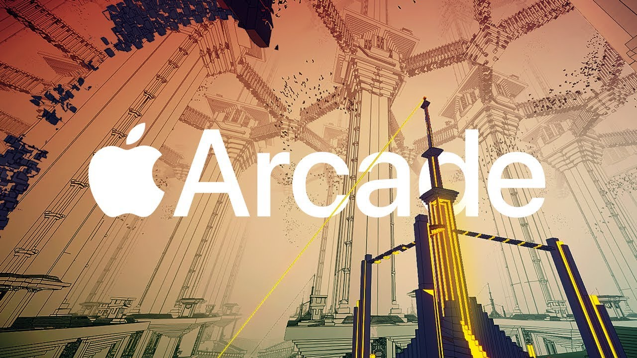 Apple Arcade shares a trailer for the gravity defying puzzle game 'Manifold Garden'