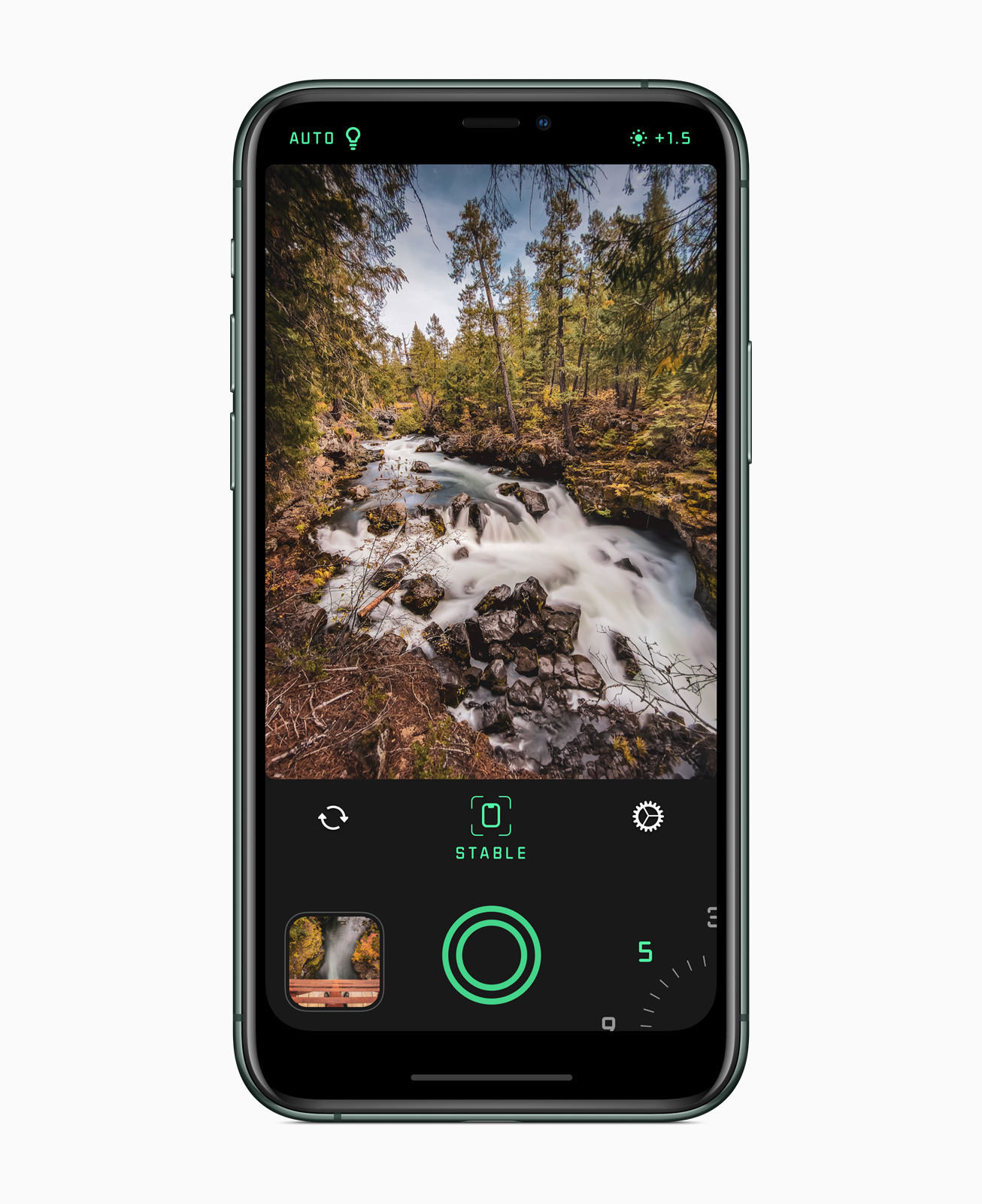 Apple's Best Apps of 2019: Spectre Camera