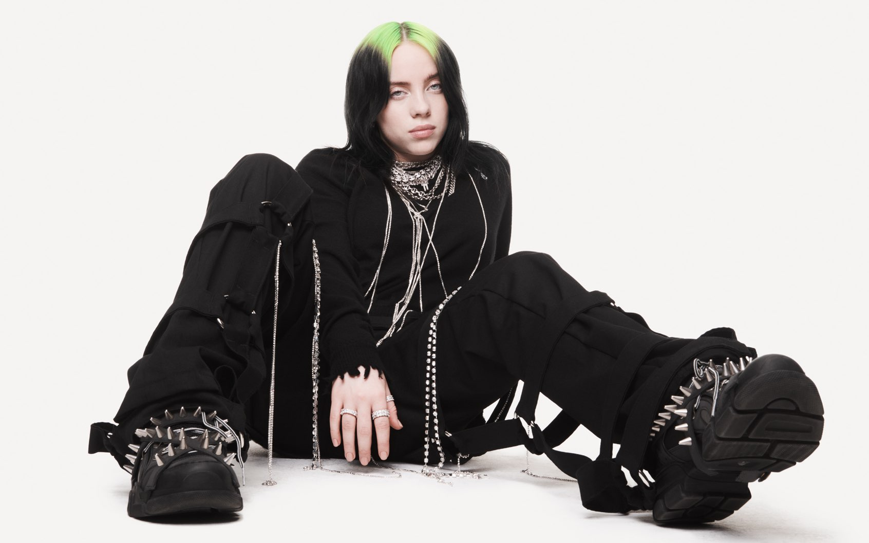 Apple Music Awards winner Billie Eilish