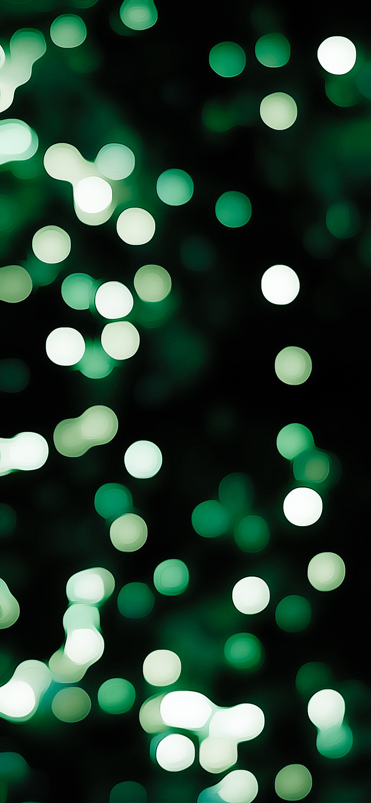 Christmas wallpaper iPhone AR72014 bokeh midnight green lights