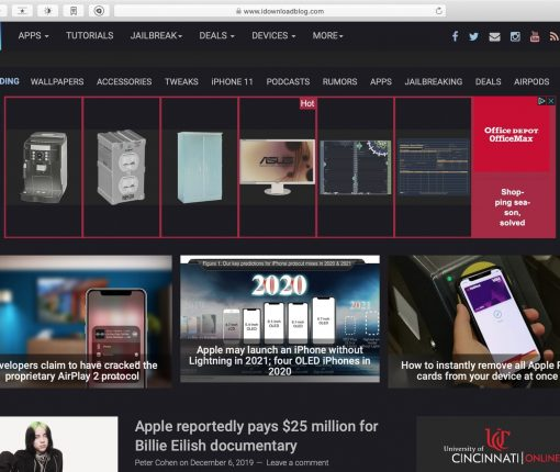Enable Dark Mode Any Site Safari Mac
