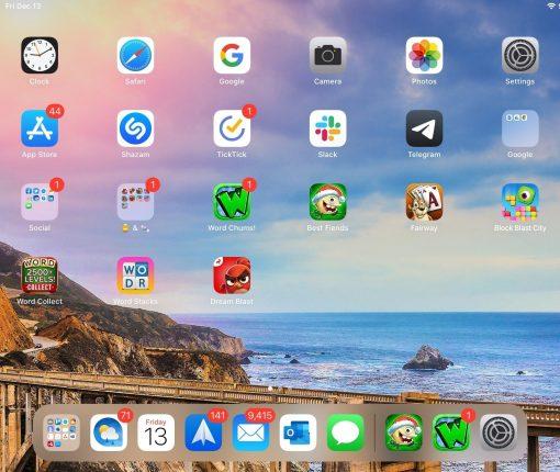 How to Customize iPad Dock