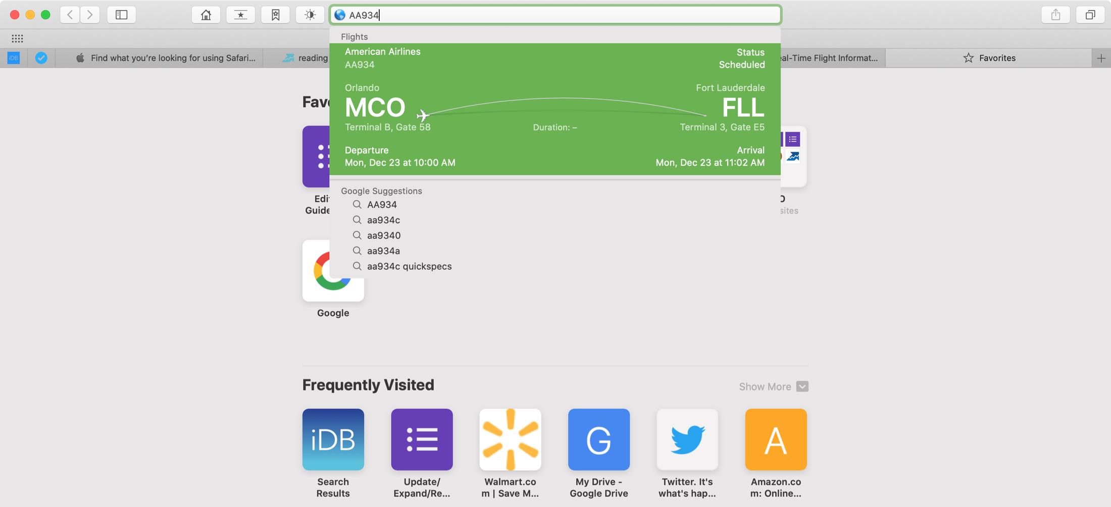 How to Search Safari Mac