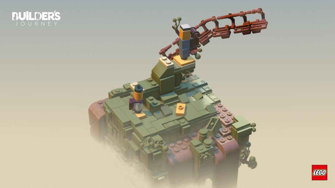 LEGO Builder's Journey hits Apple Arcade