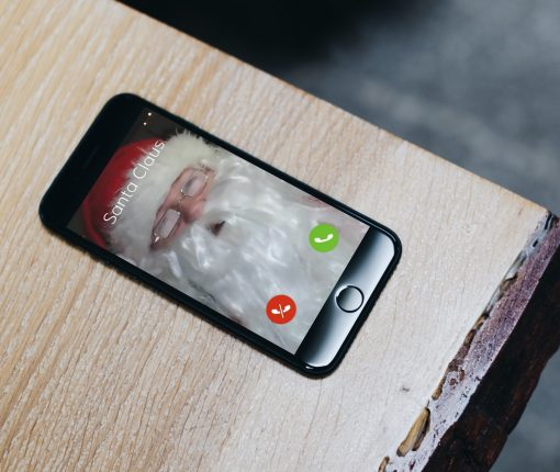 Santa Claus Video Call iPhone