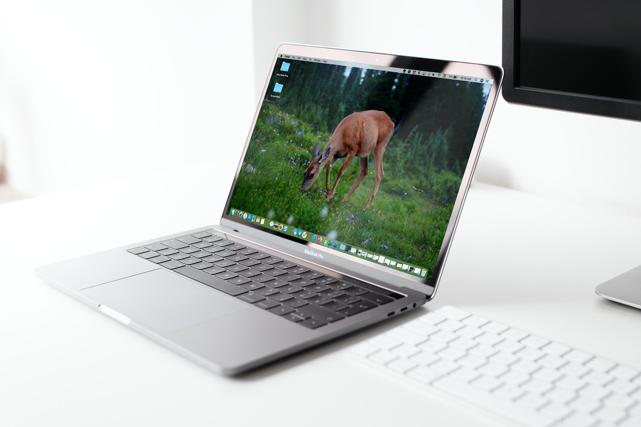 Set Photo Wallpaper Background Mac