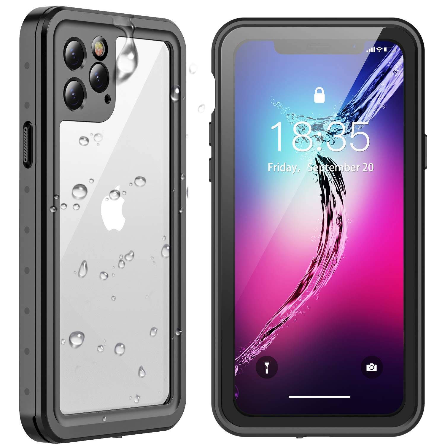 Spidercase waterproof iPhone 11 case