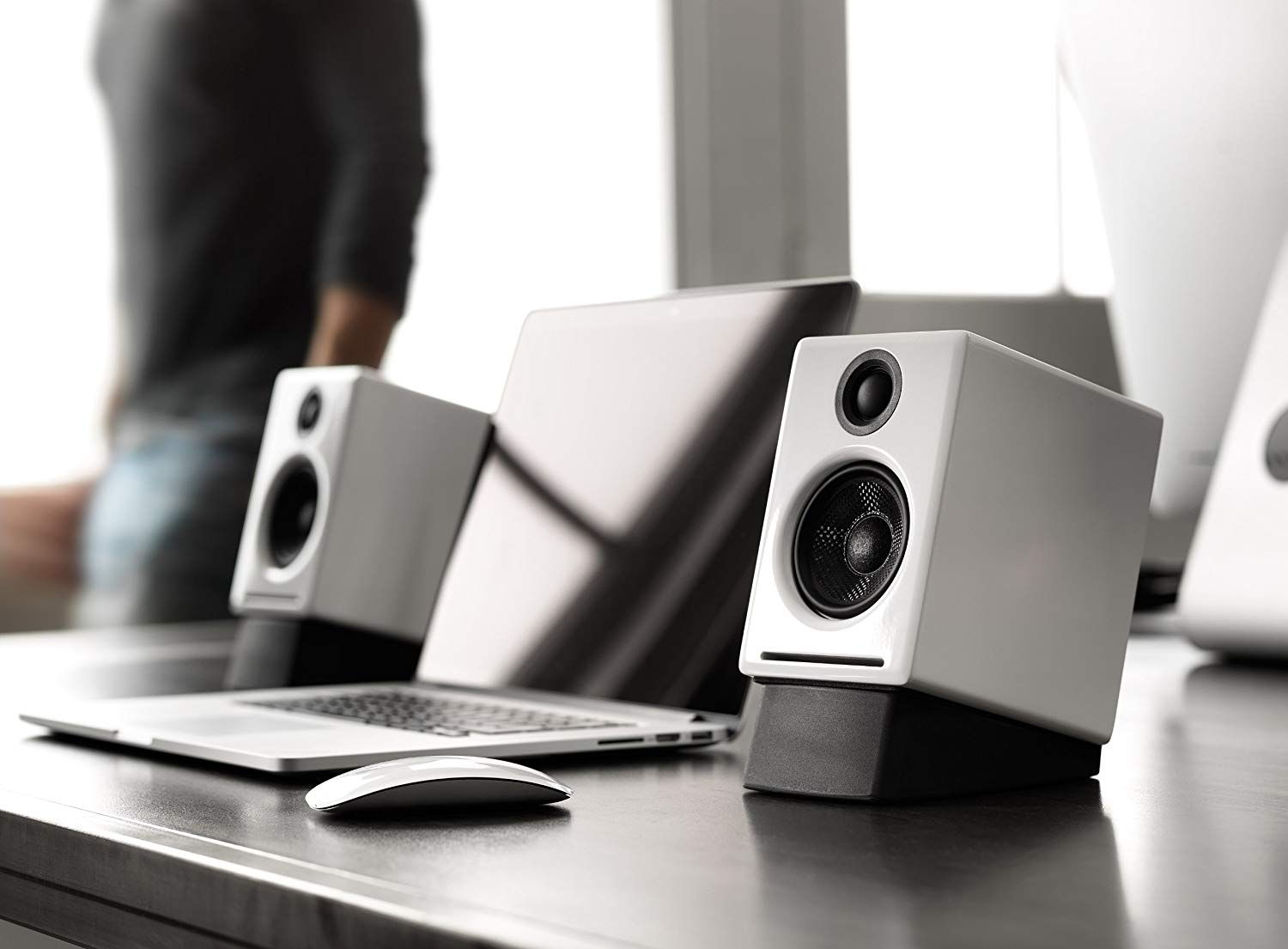 beautiful speakers for your Mac