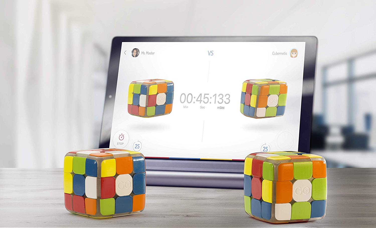 smart Rubik's cube for kids 2019 holiday gift guide