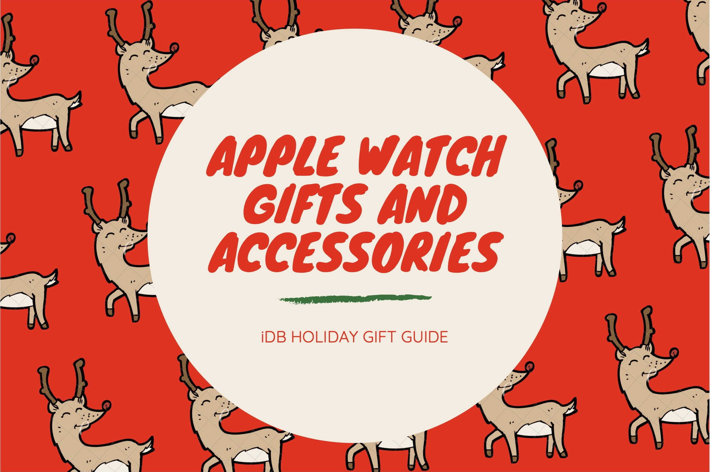 Apple Watch gift guide 2019