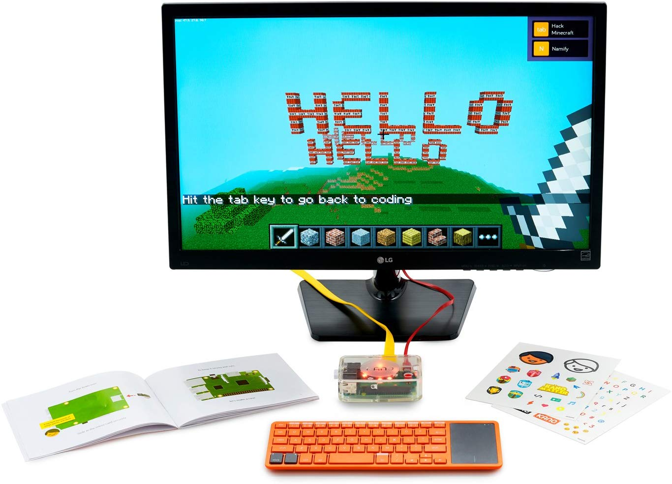 kano computer kit for kids 2019 holiday gift guide
