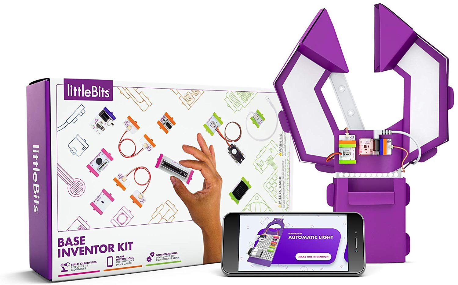 LittleBits inventor kit for kids