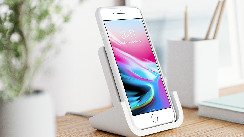 wireless iPhone stand 2019 holiday gift guide