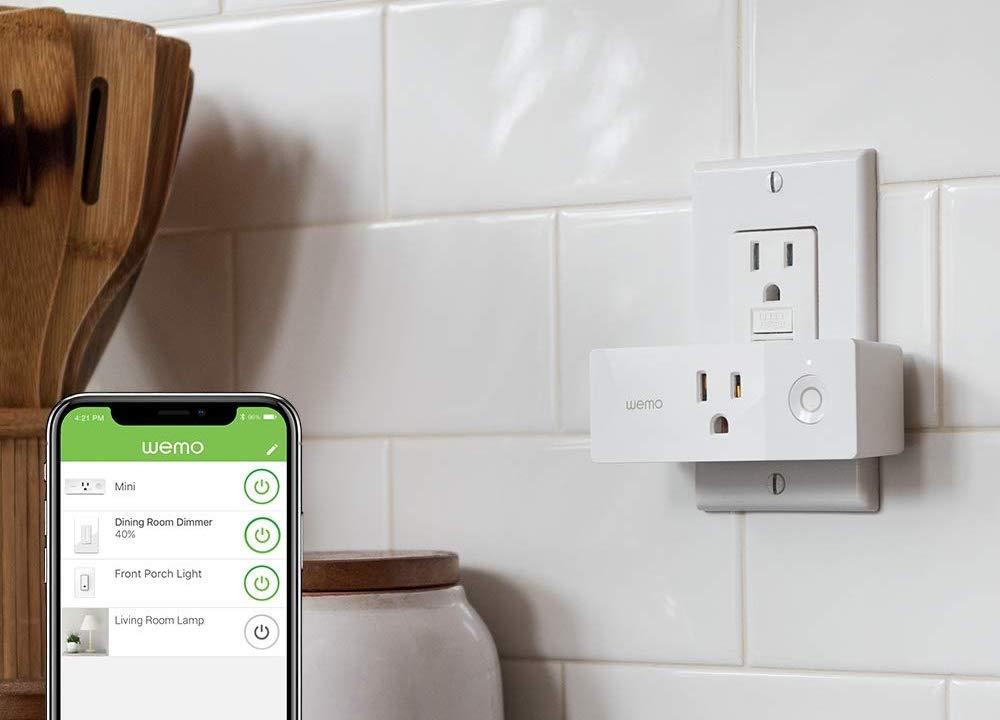 wemo smart plug gift ideas for parents