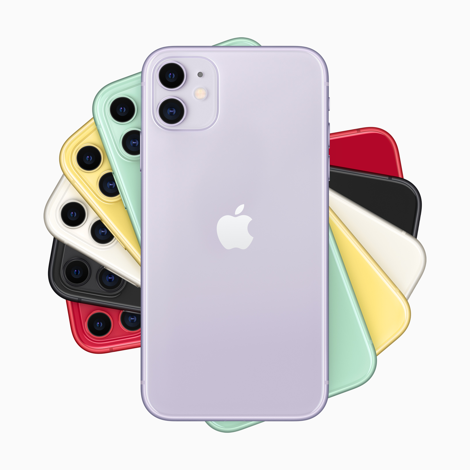 iPhone 11 rosette family