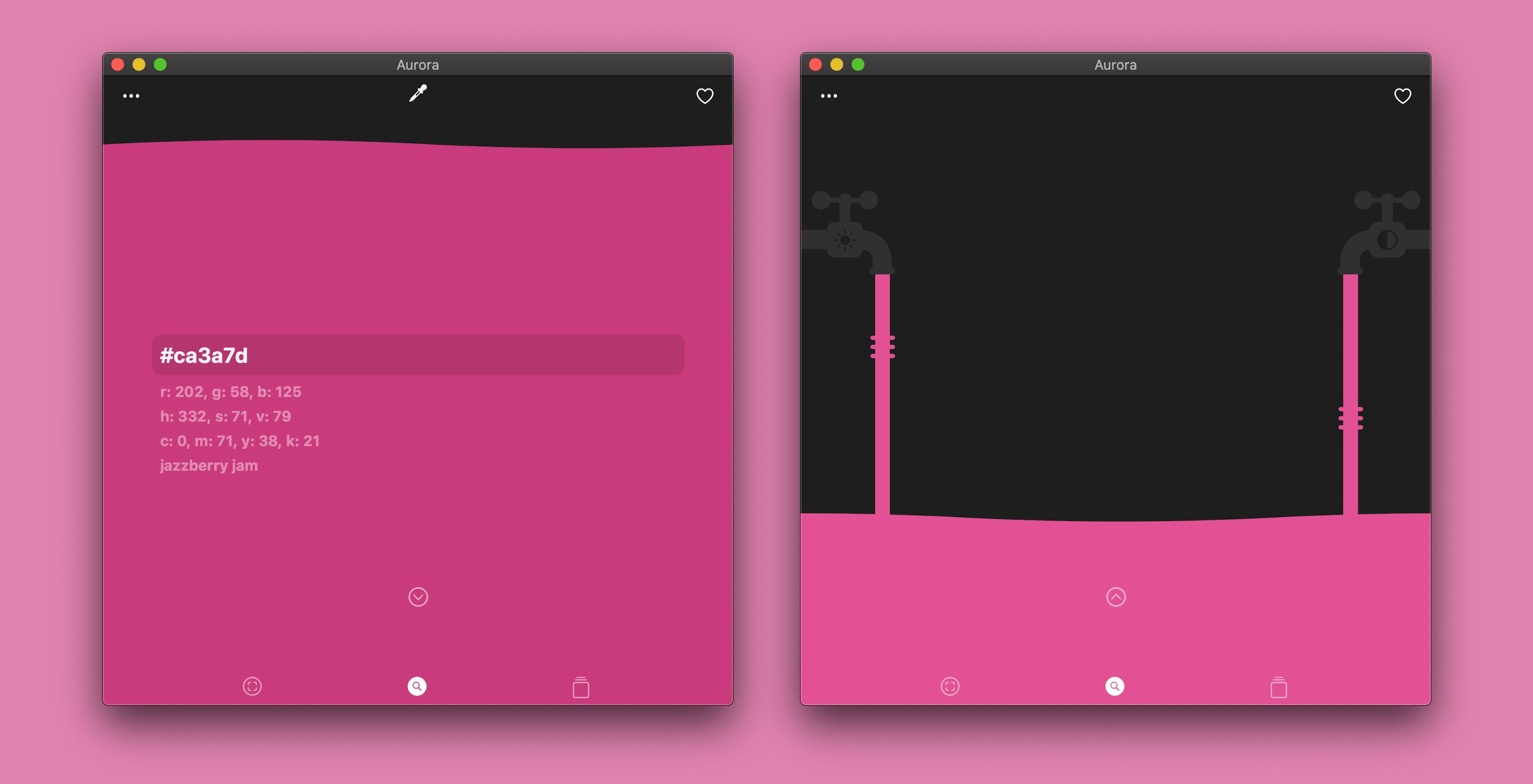 Aurora is a powerful new color picker for iPhone, iPad, Mac and Apple Watch