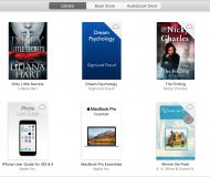 Books app on Mac My Books