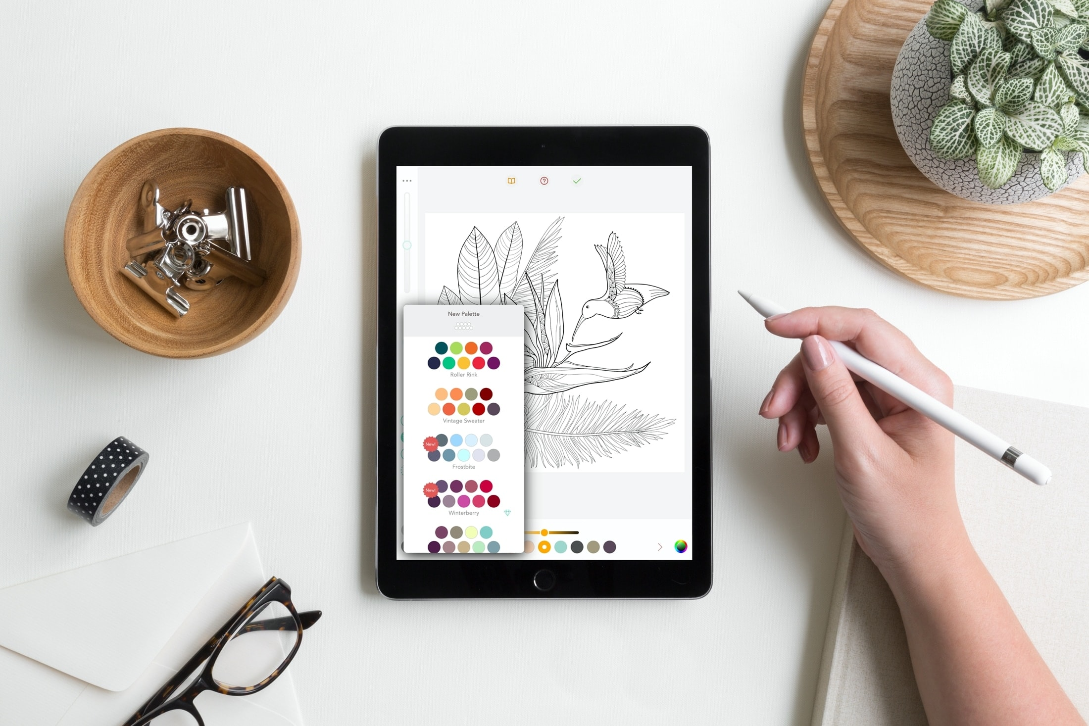 The Best Adult Coloring Book Apps For Iphone And Ipad