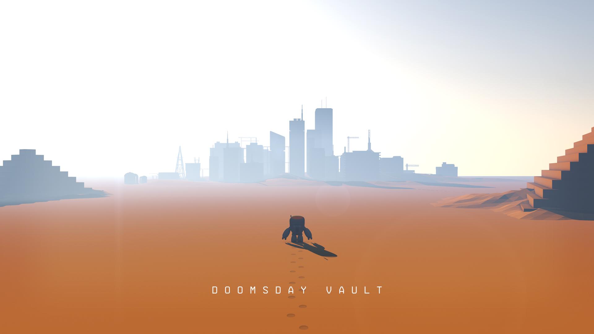 Apple Arcade adds adventure game 'Doomsday Vault'
