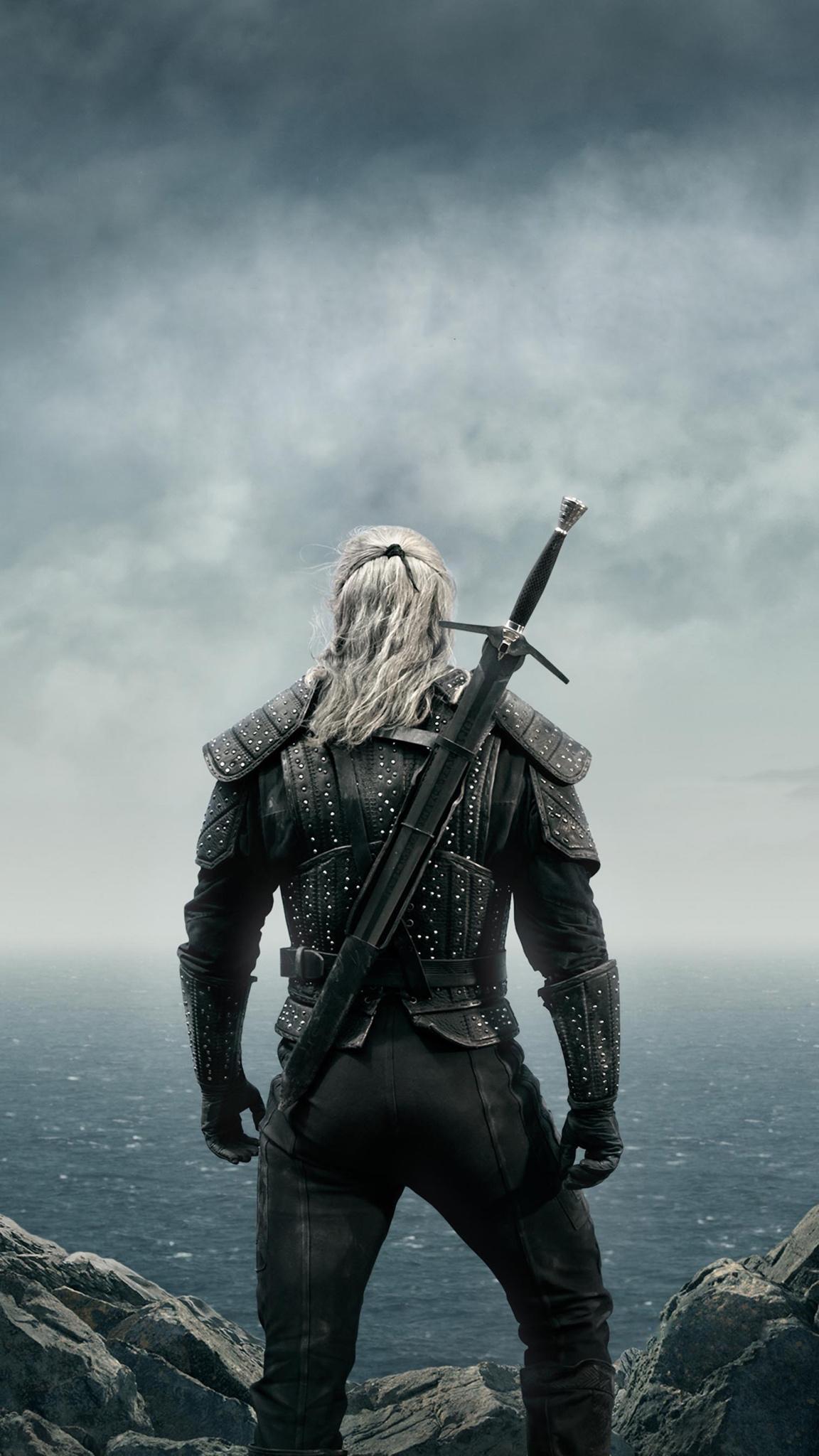 The Witcher iPhone wallpaper idownloadblog Geralt 3