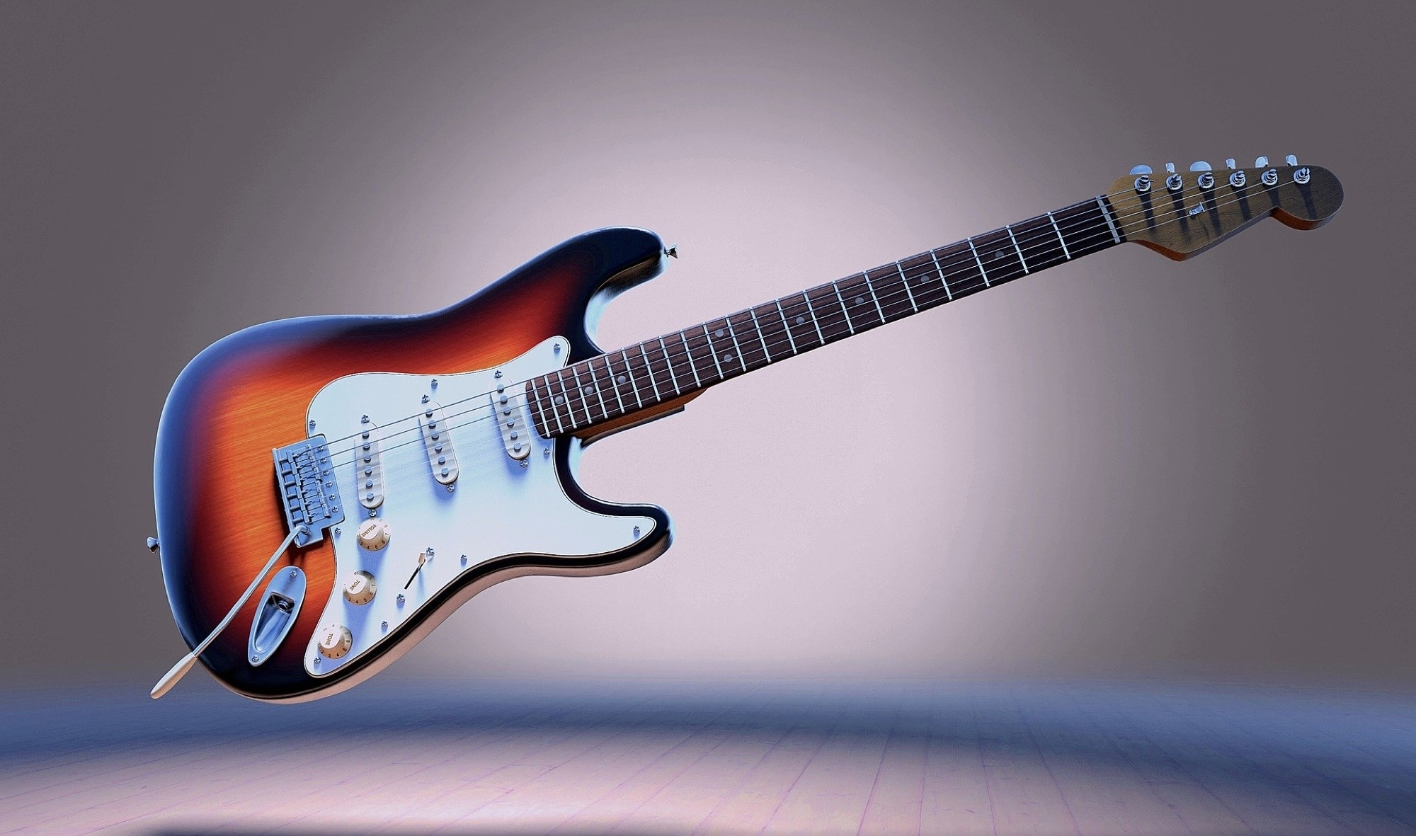 Apple TV Apps for Learning to Play Guitar - Electric Guitar