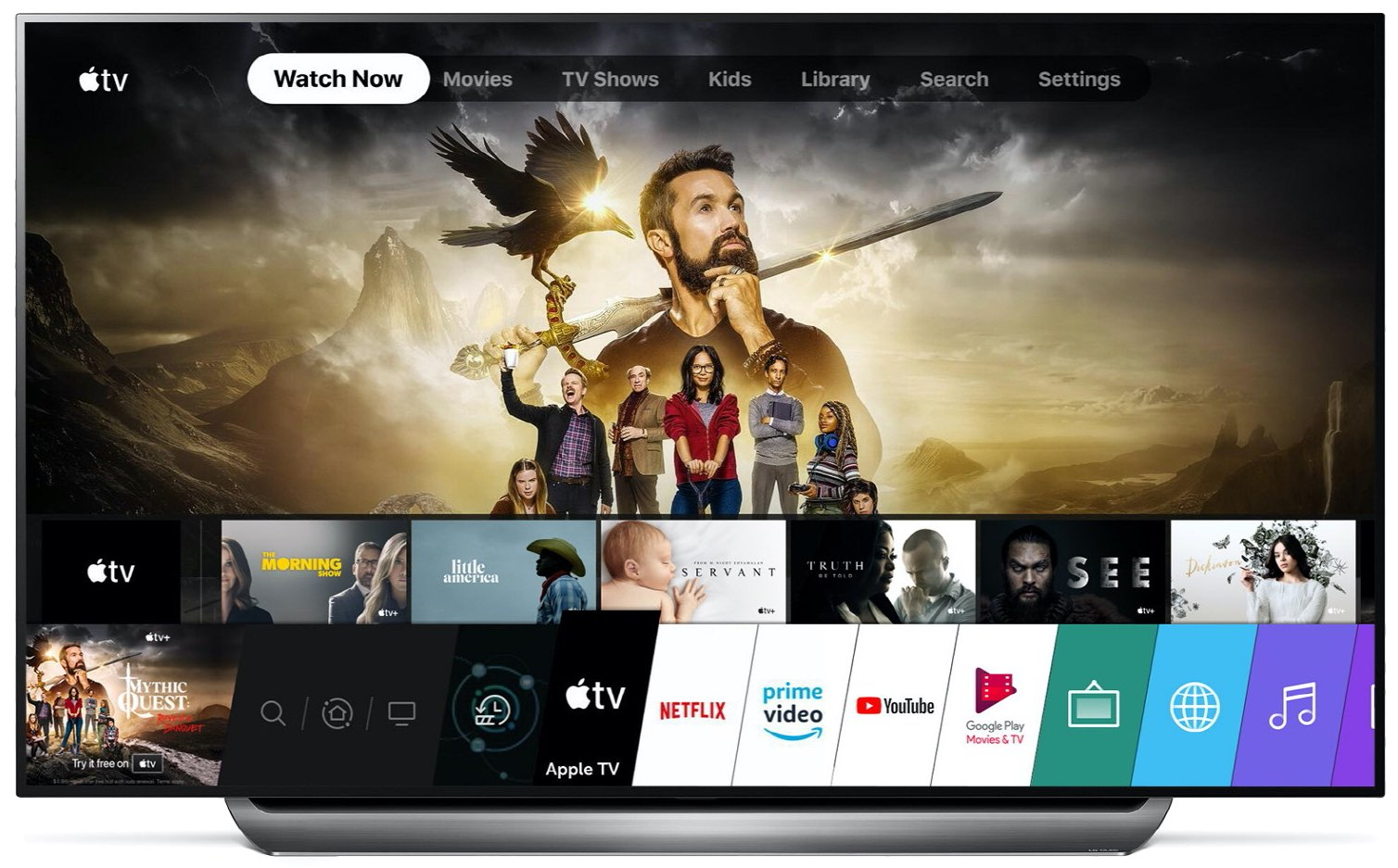 LG changes tune, now claims AirPlay 2 and HomeKit support will come to select 2018 TVs
