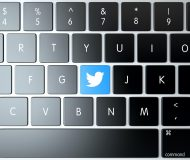 Twitter tweet keyboard