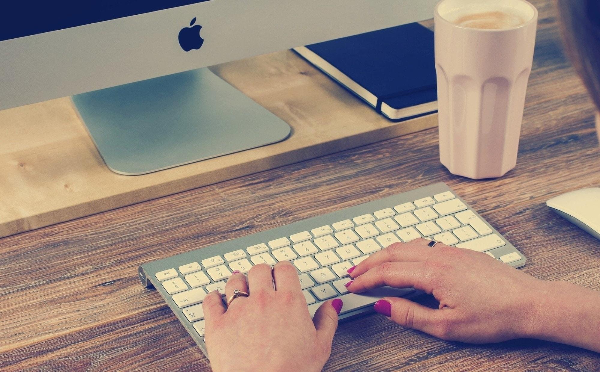 iMac keyboard - Messages keyboard shortcuts