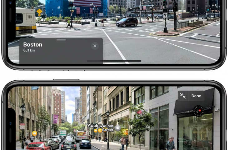 Apple Maps 'Look Around' feature now available in Boston, Philadelphia, and Washington, D.C.