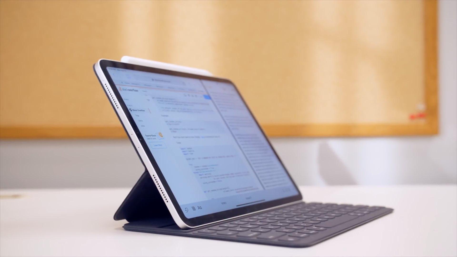 iPad modifier keys