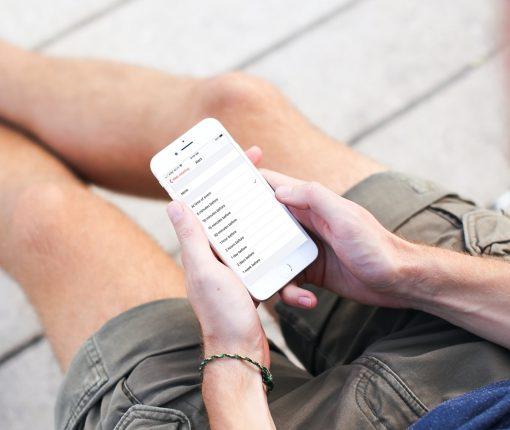 Calendar Alert Times iPhone