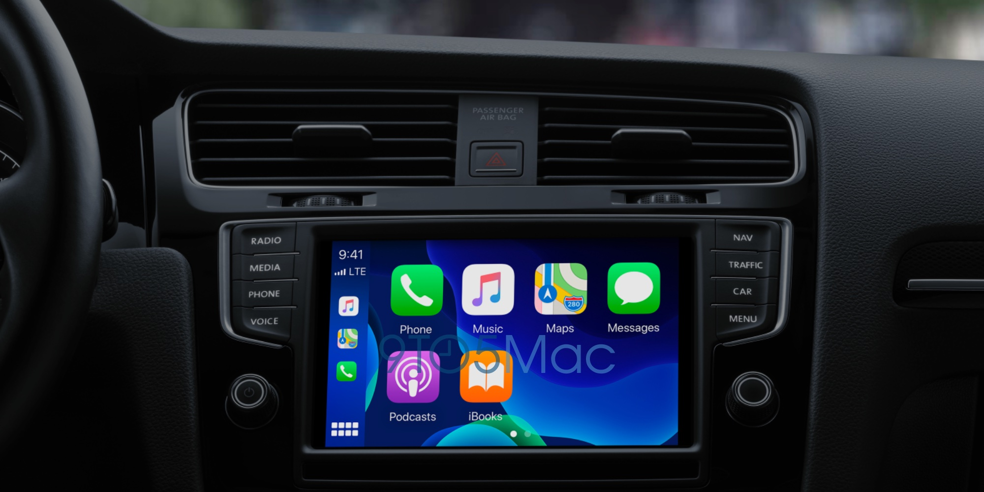 CarPlay May Support Wallpapers in iOS 14
