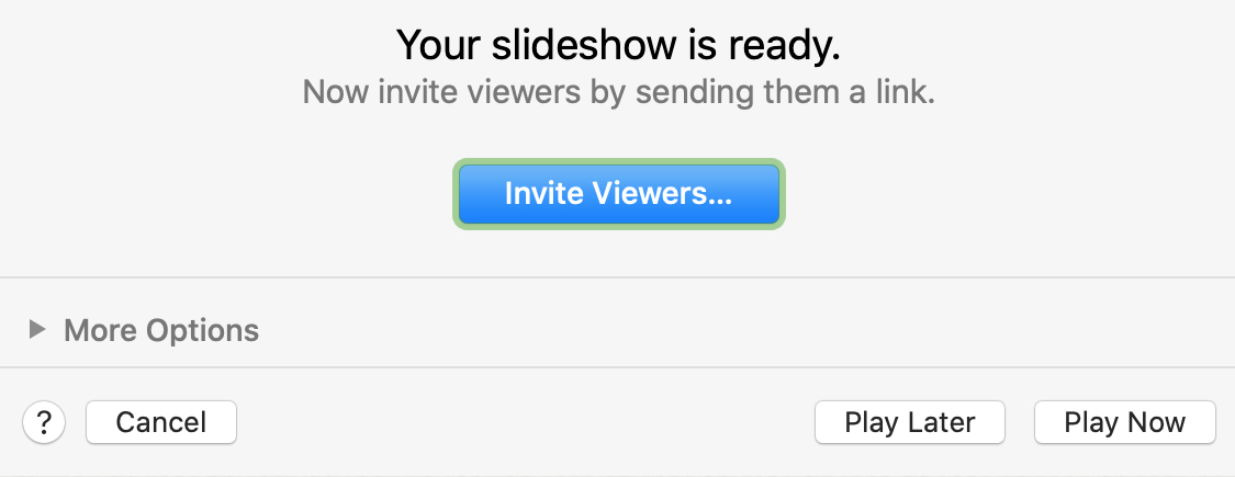 Keynote Live Invite Play Mac