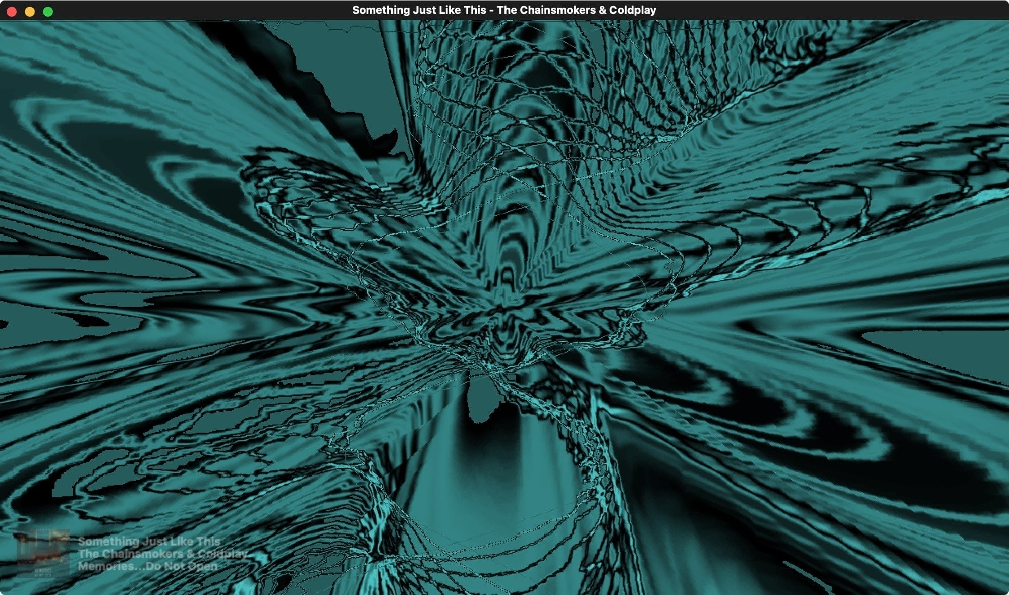 Mac Music Visualizer Resizable