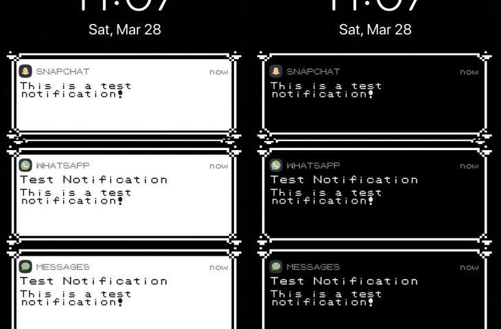 PokeBar esittelee klassiset Pokémon-inspiroidut ilmoitusbannerit iOS 13: lle