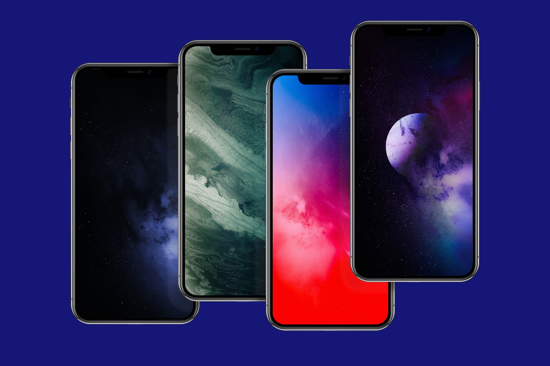 Space Fantasy Wallpapers For Iphone