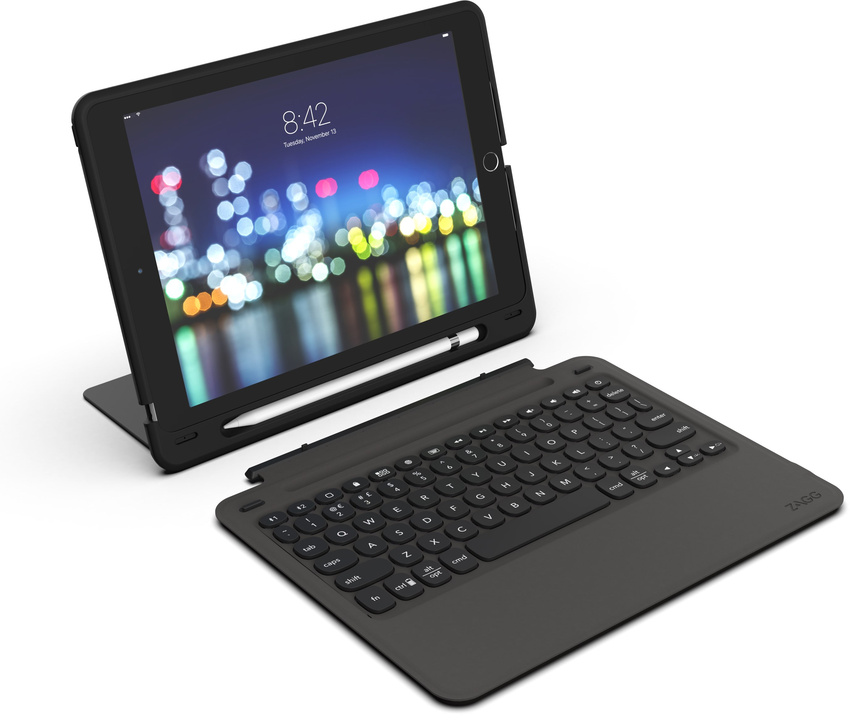Zagg S Rugged Messenger And Slim Book Go Keyboards Now