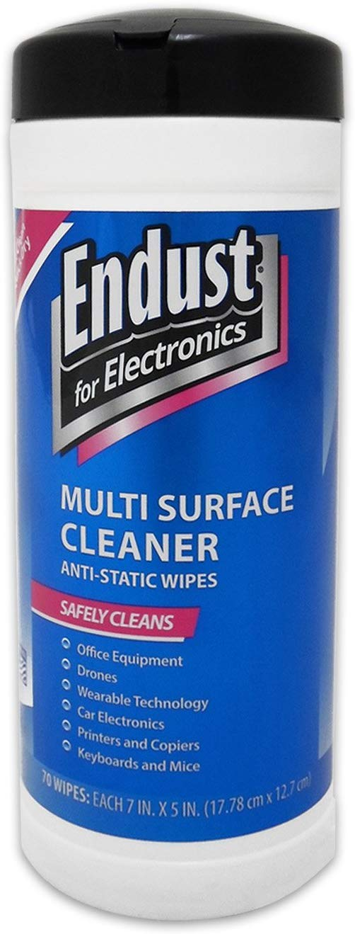 clean your electronic devices