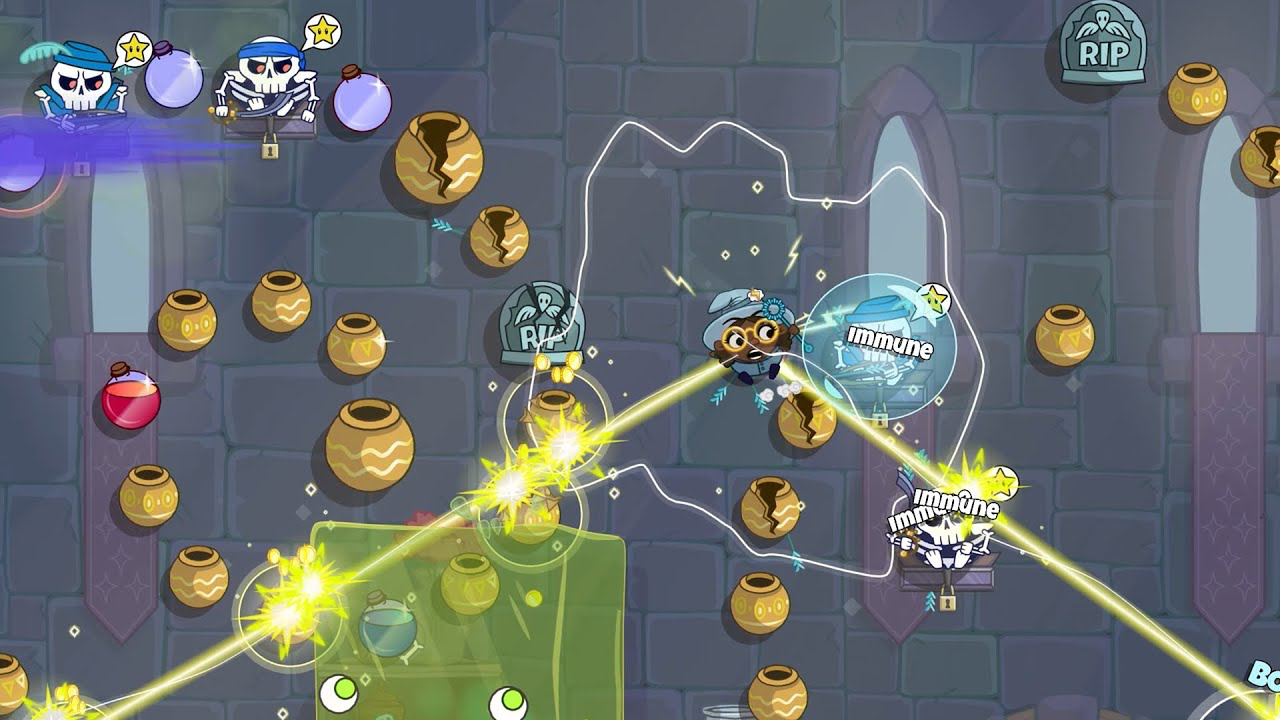 'Roundguard' is a bouncy dungeon crawler for Apple Arcade
