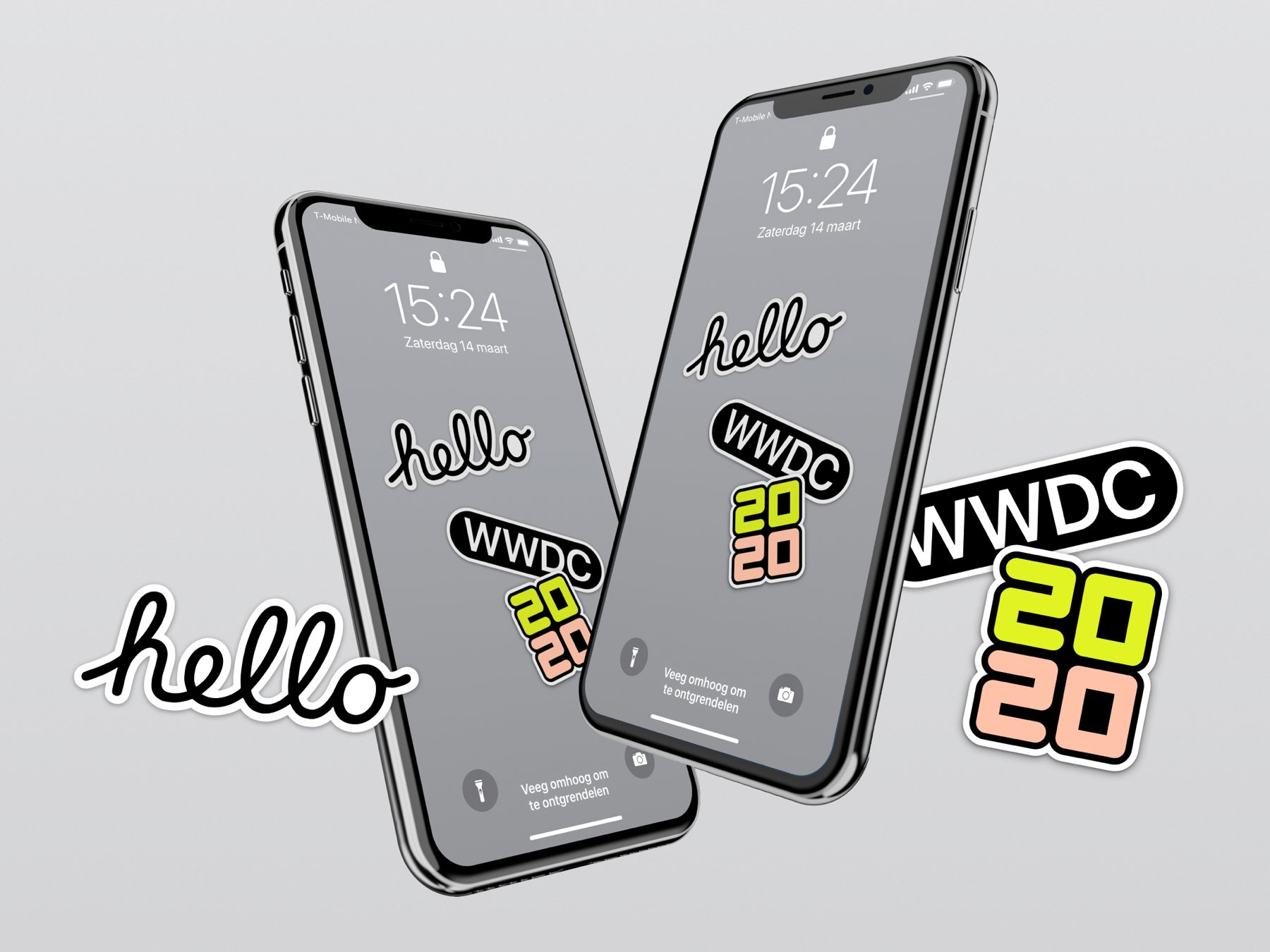 Wwdc 2020 Wallpapers For Iphone And Ipad