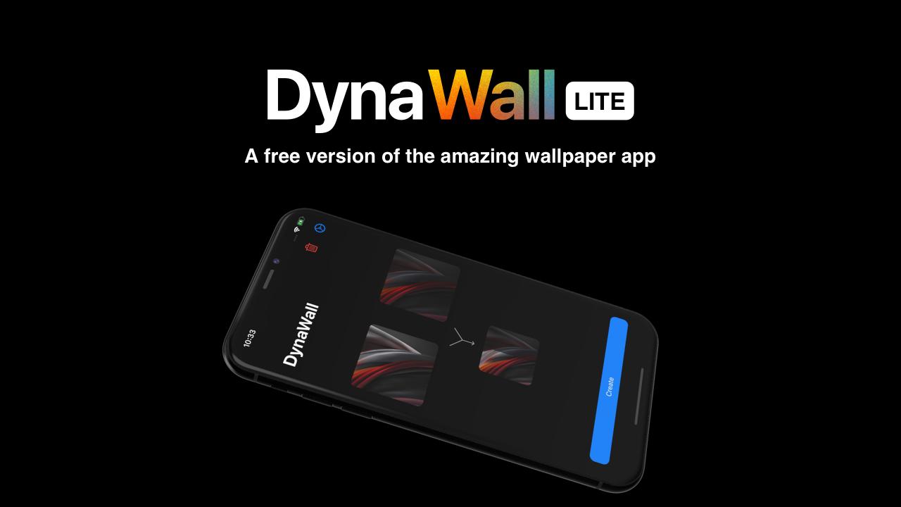 DynaWall antaa sinun luoda mukautettuja dynaamisia / live-taustakuvia, Lite-versio on nyt saatavana