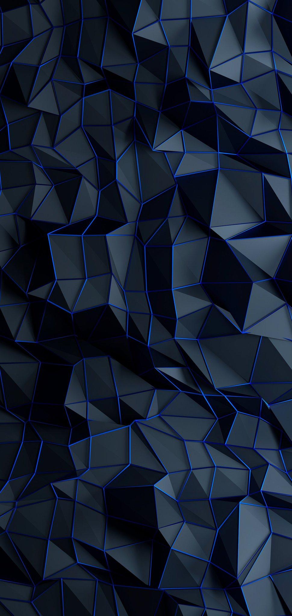 Abstract geometric iPhone wallpaper ieditwalls iDownloadBlog 2