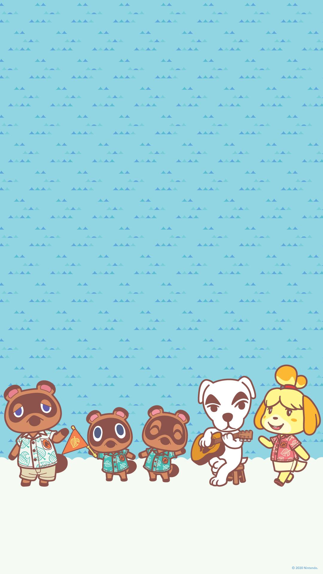 Animal Crossing iPhone wallpaper Walmart iDownloadBlog 3