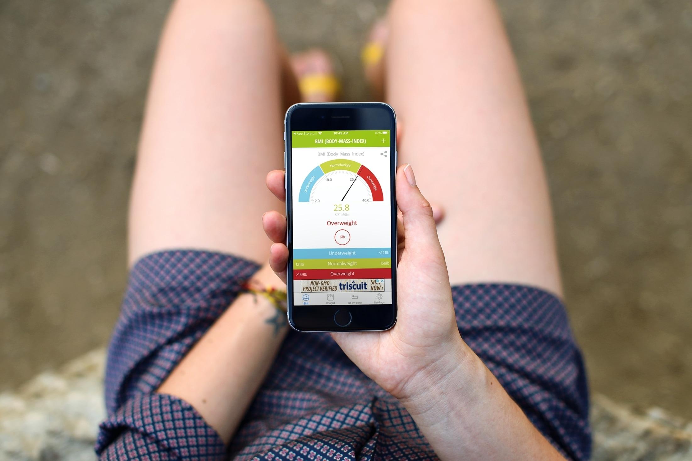 BMI Calculators for iPhone - aktiBMI