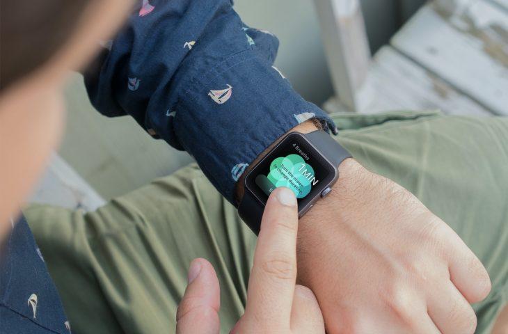 Kuinka käyttää Apple Watch selviytyä pankkipäivästä