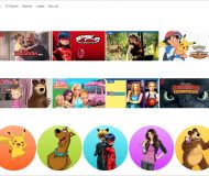 Netflix For Kids Web