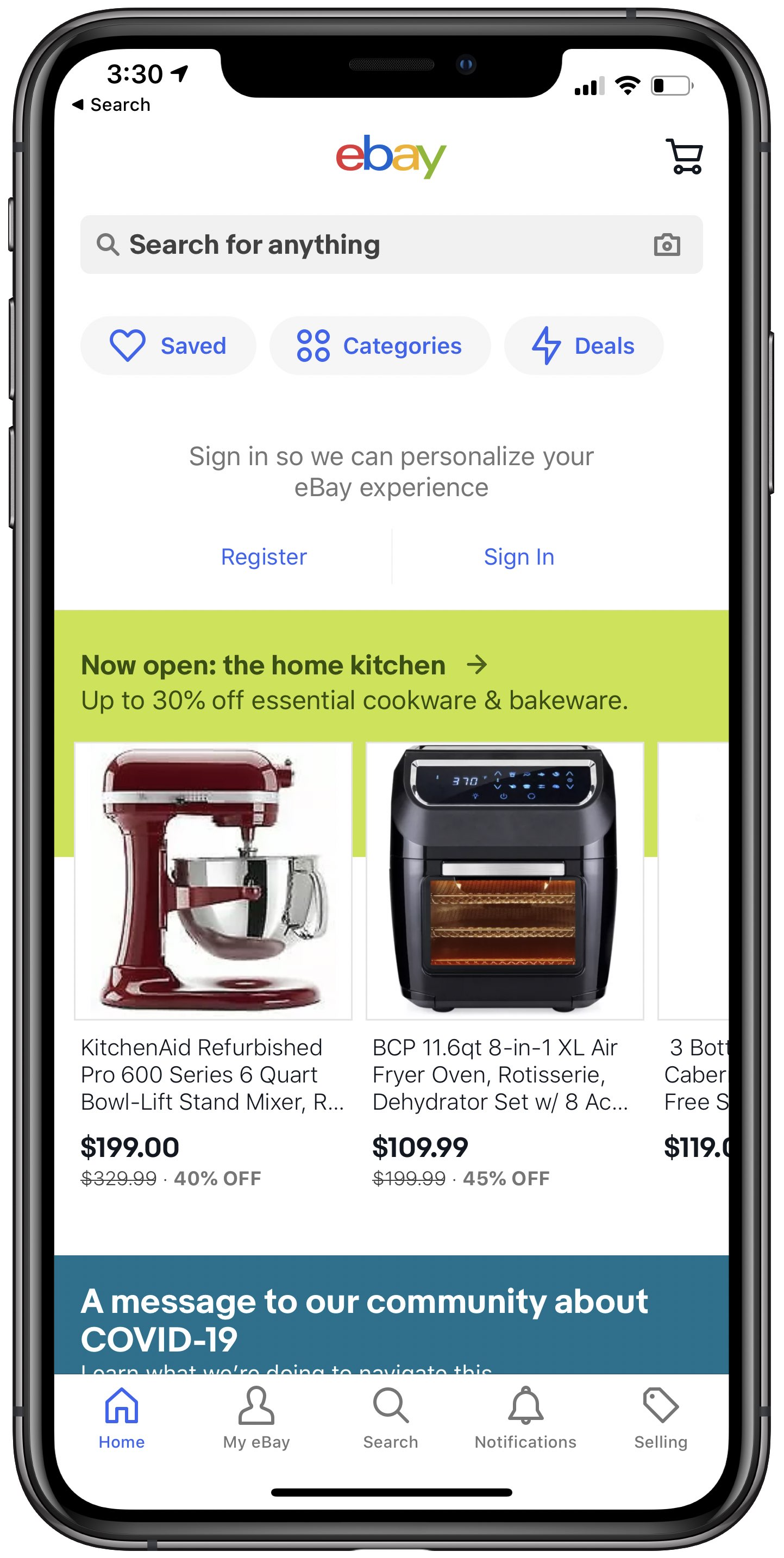 Ebay For Ios Implements The Private Sign In With Apple Option Adds Other New Features