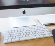 iMac keyboard - Chrome keyboard shortcuts
