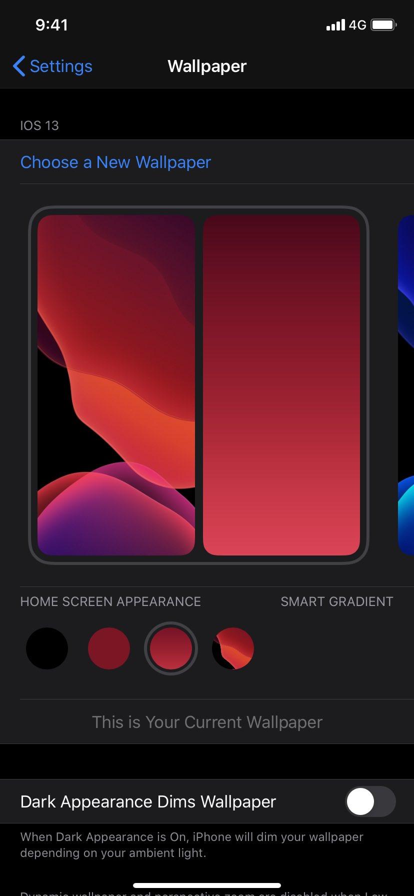 Ios 14 Code Hints At Home Screen Widgets Screenshots Show New Wallpaper Collections